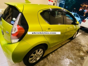 Toyota Aqua 2016 For Sale At Lahore