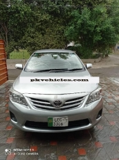 Toyota Corolla 2012 For Sale At Lahore
