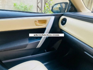 Toyota Corolla 2018 For Sale At Lahore