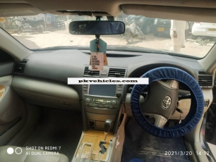 Toyota Camry 2007 For Sale At Karachi